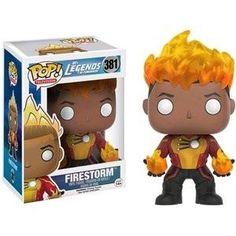 Funko POP! Television - DC Legends of Tomorrow #381 Firestorm
