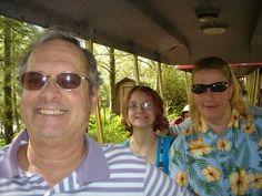 Grandpa, Tonia & Ashlee