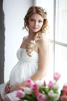 Фотожурнал - Фотосессия беременных. Елена