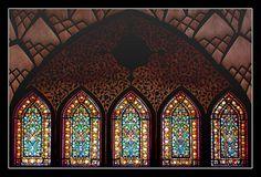 خانه طباطبایی ها / کاشان / استان اصفهان Tabatabaee's Mansion / Kashan / Isfahan Province / Iran