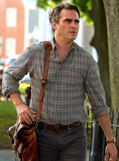 "Joaquin Phoenix in ""Irrational Man"" (2015). Director: Woody Allen"