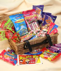 Retro Sweet Hamper 4 from Not my year off blog  Aug. 19, 2015 win