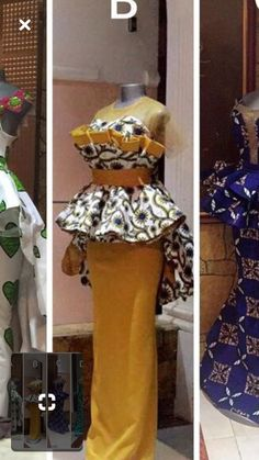 Mariage African Print Skirt, African Print Dresses, African Print Fashion, Africa Fashion, African Dress, African Wedding Attire, African Attire, African Wear, African Outfits