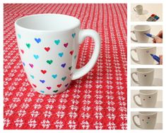 Valentine's Love Mug (DIY Exclusive) | thegoodstuff