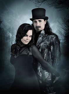 Anette and Tuomas - Nightwish