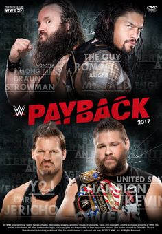 WWE Payback 2017 480p 800MB Full HD