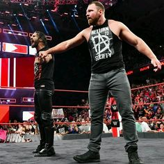 Wwe Dean Ambrose, Dean Ambrose Seth Rollins, Roman Reigns Memes, Wwe Funny, Wwe Pictures, Seth Freakin Rollins, The Shield Wwe, Wwe Champions, Thing 1