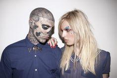 Zombie Boy и Андрей Пежич