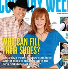 Nobody can fill their shoes! They're too big to fill.