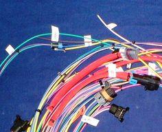 engine wiring harness ls