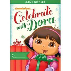 Dora the Explorer Celebrate With Dora
