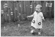 children's photography, #bubbles