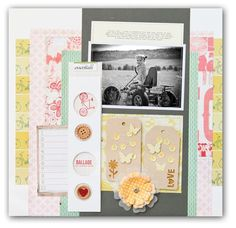 Made with Studio Calico April collection, by Stephanie Dagan