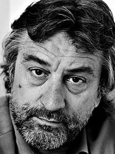 Robert De Niro photographed by Sergey Bermenyev, 2010. (Born August 17, 1943)