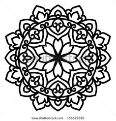 Find Mandala Painting Vector Circle Ornament Design stock images in HD and millions of other royalty-free stock photos, illustrations and vectors in the Shutterstock collection. Black Paper Drawing, Black And White Drawing, Celtic Mandala, Sharpie Paint Pens, Leaf Stencil, Stencils, Trippy Drawings, Vinyl Paper, Mandala Coloring Pages