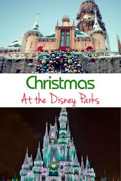 ... you need to know about Disneyland and Walt Disney World in December