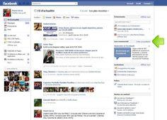 Los anuncios patrocinados de #facebook en el feed son un 130% más vistos