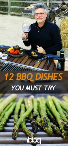 12 BBQ recipes from the grill master himself, Steven Raichlen! From appetizers to dessert, we've got it all grilled up for you! Steven Raichlen, Grillin And Chillin, Grill Master, Backyard Bbq, Grilled Meat, Grilling Recipes, Outdoor Dining, Healthy Eats, Barbecue
