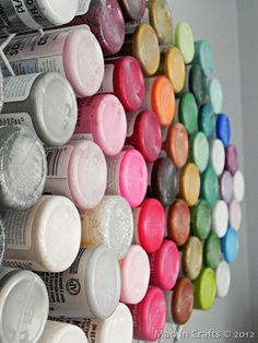 160+Bottle+Rotating+Paint+Bottle+Rack+for+2+by+TheCraftersMerchant