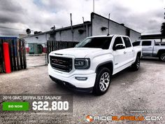 S P R I N G into these deals: GMC Sierra 1500, Double, Crew and more available for bidding. Find great deals: see.so/GMC-Sierra