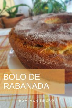 Sweet Recipes, Cake Recipes, My Favorite Food, Favorite Recipes, Blue Cakes, Portuguese Recipes, Latin Food, Cookie Desserts, Just In Case
