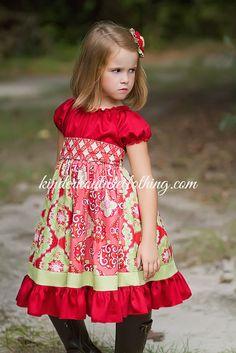 Joy Dress – Kinder Kouture