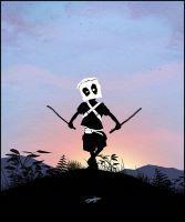 Deadpool Kid (By: #AndyFairhurst)