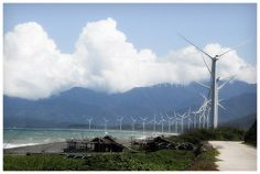 Windmills of Bangui, Ilocos Norte Ilocos, Windmills, Philippines, Mountains, Nature, Travel, Norte, Naturaleza, Viajes