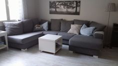 Olohuone Couch, Furniture, Home Decor, Settee, Decoration Home, Sofa, Room Decor, Home Furnishings, Sofas