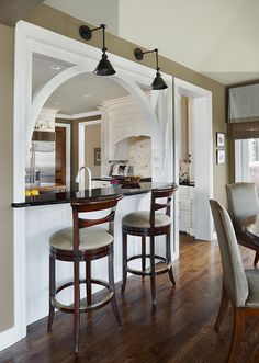 find this pin and more on remodel wishes kitchendiningfamily room - Dining Room Remodel