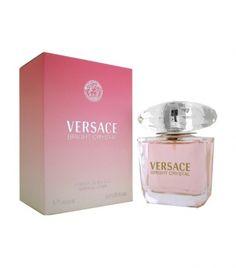 Versace Bright Crystal EDT 90ml - Versace Bright Crystal - Zapach jest słodki, kwiatowy z lekkim owocowo-piżmowym akcentem.
