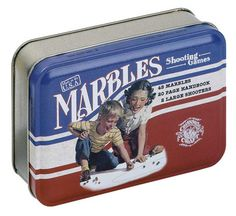 Marbles! - stocking stuffer? (made in USA)