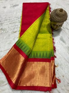 Cotton Saree, Silk Sarees, Antique Gold, Temple, Colours, Blanket, Gold Jewelry, Fabric, Indian