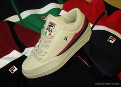 Old School Fila Shoes | Just want to buy a pair right now? Click