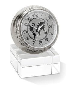 Relógio redondo  www.gifts4ever.pt
