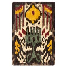 I pinned this Enver Rug from the Bohemian Elements event at Joss and Main!