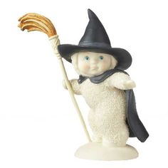 Bad Witch Baby, Snowbabies Guest Collection, Snowbabies Guest Collection, Snowbabies, Home Decor and Gifts, Department 56, Department 56 Lighted Houses, Department 56 Accessories, Dept 56, Dept. 56, 56.