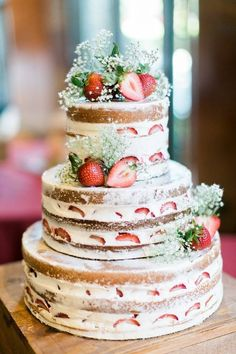 Bay Area CA. Esmeralda Franco P… - Vegan Wedding Cake Simple Elegant Wedding, Elegant Wedding Cakes, Wedding Cake Designs, Elegant Cakes, Elegant Birthday Cakes, Wedding Cake Inspiration, Wedding Ideas, Wedding Cakes With Cupcakes, Fruit Wedding Cake