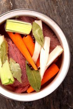 Bon Appetit, Celery, Food Art, Carrots, Food And Drink, Soup, Yummy Food, Fresh, Vegetables