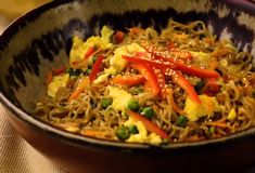 ramen noodle recipes If you love fried rice but are in the mood for noodles, then stir-fry up this satisfying dish. A quick and easy recipe thats great for expanding to the size of your family or crowd. Get the recipe. Rice Noodle Recipes, Soup Recipes, Chicken Recipes, Dinner Recipes, Cooking Recipes, Cooking Food, Ramen Noodles Recipes Easy, Recipes With Ramen Noodles, Stir Fry Ramen Noodles