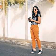 From yesterday's post // Classic but not boring  #natslooks #dominicanblogger