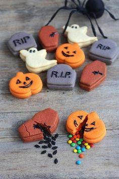 DIY – cukroví na Halloween párty | Creativelife.cz – Blog o kreativním životě