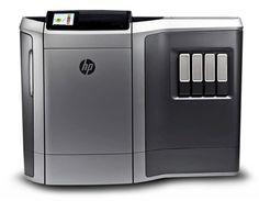 HP quiere revolucionar la impresión 3D