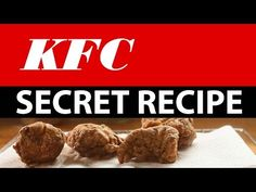 KFC Secret Fried Chicken Recipe – Easy Meals with Video Recipes by Chef Joel Mielle – RECIPE30