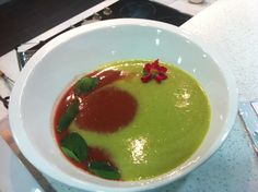 Colourful Soup - goody cooking academy,Al riyadh via @Jeeran Riyadh