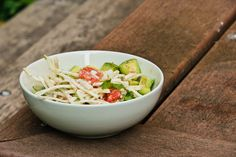 Salade de céleri-rave, crabe et pamplemousse Celerie Rave, Cabbage, Vegetables, Food, Salads, Fresh, Recipes, Veggies, Vegetable Recipes