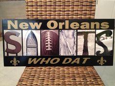 New Orleans Saints Sign