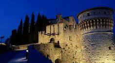 Brescia Castle #lombardia #lombardy #landscape #italy #italia #alps #mountains #brescia #garda_lake #lago_garda #garda #sirmione