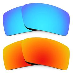 9512cae3df Revant Replacement Lenses for Oakley Eyepatch 1 2 Pair Combo Pack K002  Review Replacement Lenses