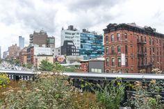 Un voyage à New York ne pourrait être complet sans une journée à pied du Upper West Side au Meatpacking District! Brunch, Highline, balade et hostel!